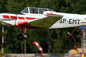 Loty widokowe szybowcowe i samolotowe