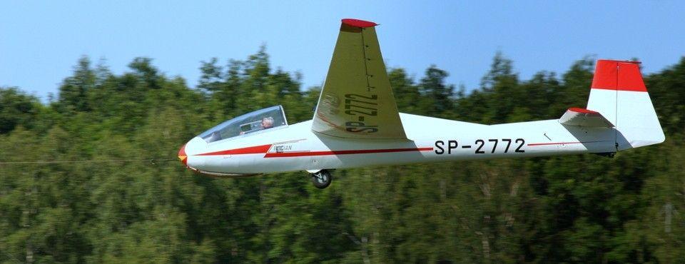 Kurs do licencji pilota szybowcowego