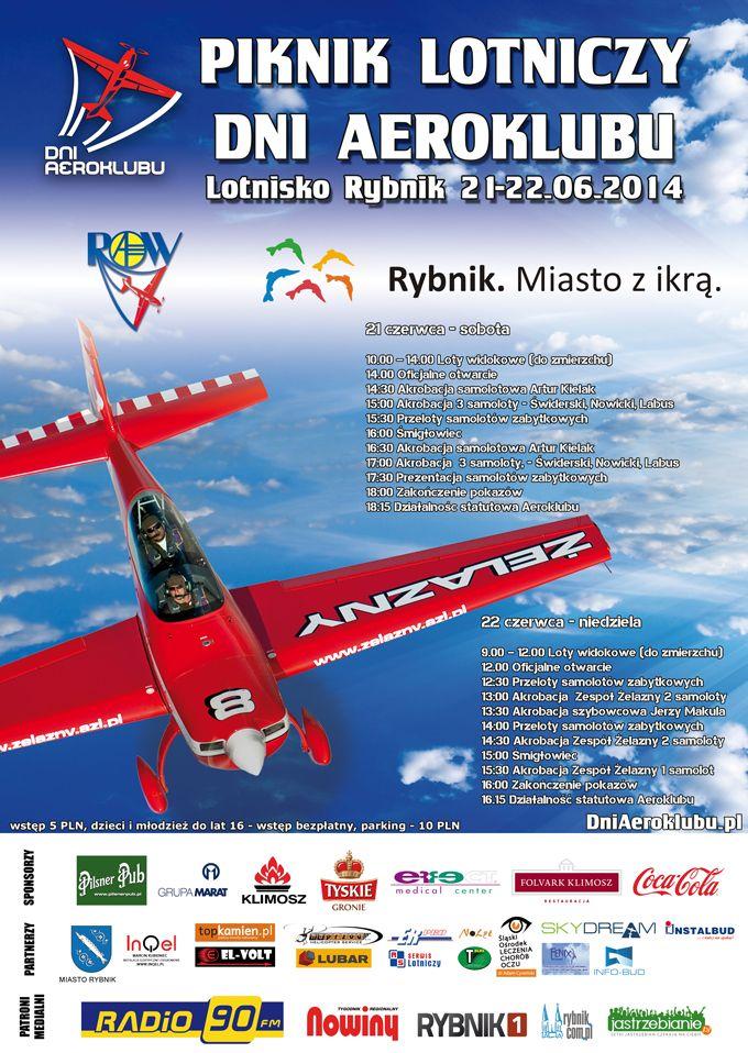 Dni Aeroklubu ROW Rybnik