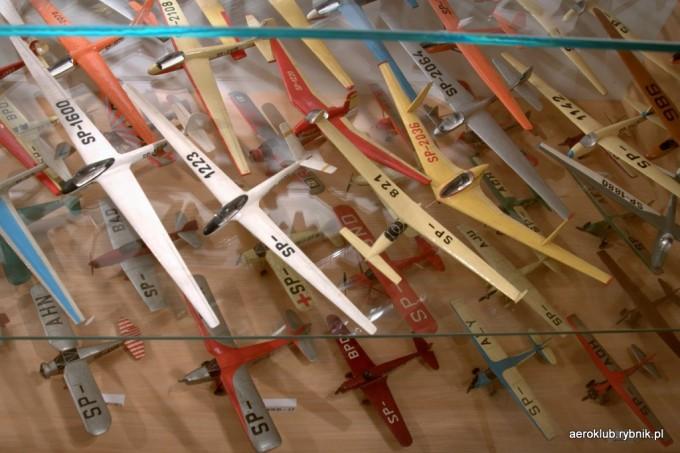 Muzeum Lotnictwa w miniaturze