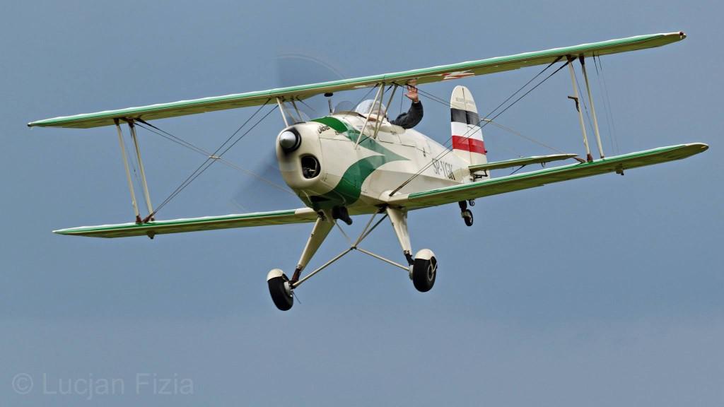 Nie zabraknie samolotów zabytkowych