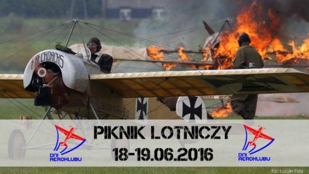 Piknik Lotniczy Dni Aeroklubu