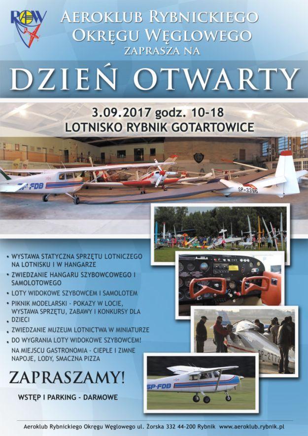 Dzien Otwarty Aeroklub ROW