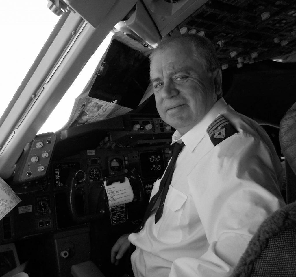 Stefan Jochemczyk Aeroklub ROW