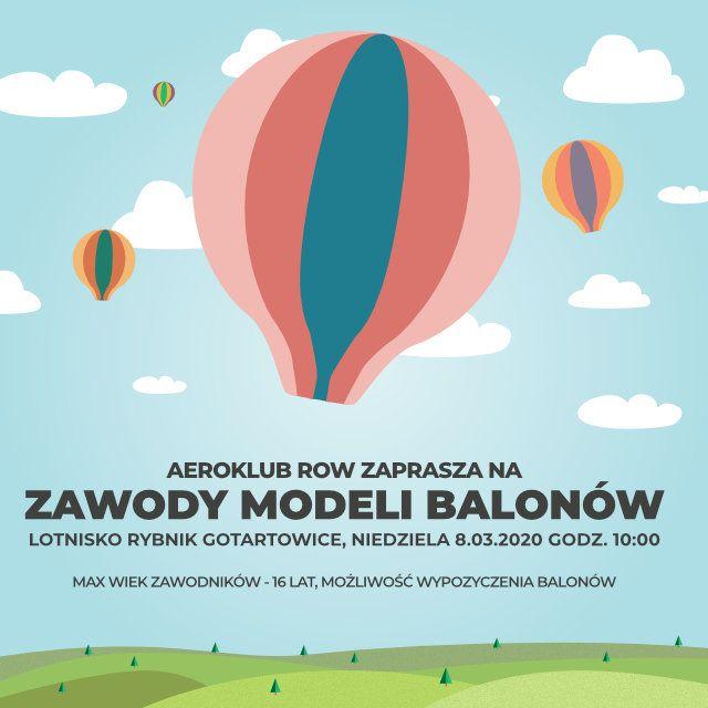 Zawody modeli balonów