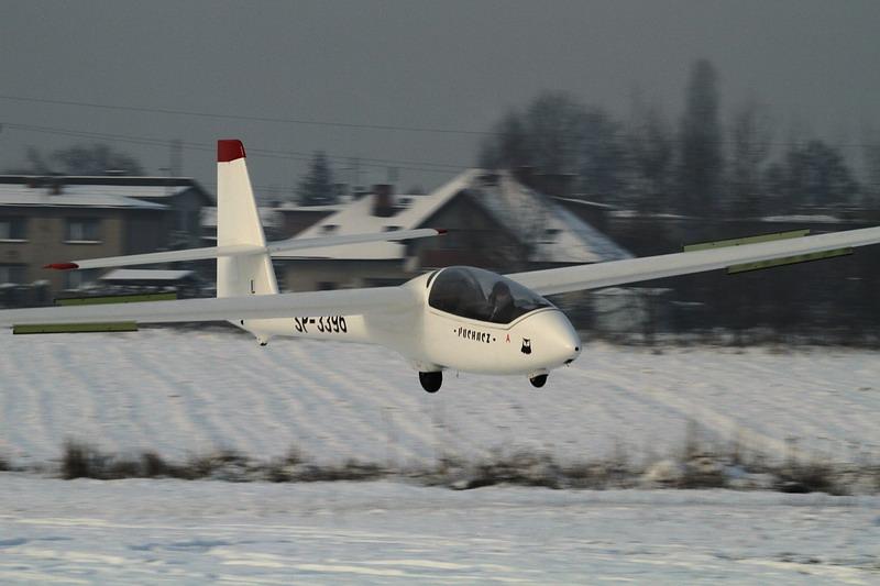 Puchacz - Aeroklub ROW Rybnik